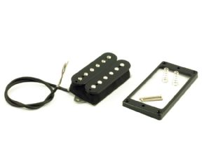 Kent Armstrong 6 Shooter PAF Style Open Black Pickup